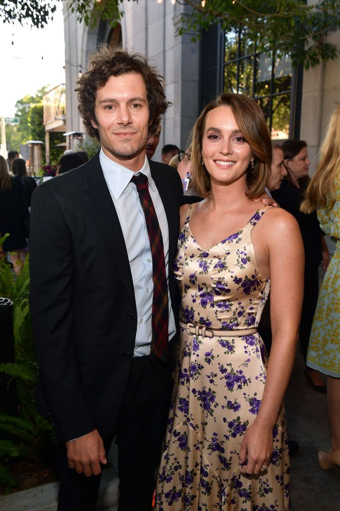 Adam Brody On His And Leighton Meester's 'Unique Bond' Thanks To 'The OC' And 'Gossip Girl'