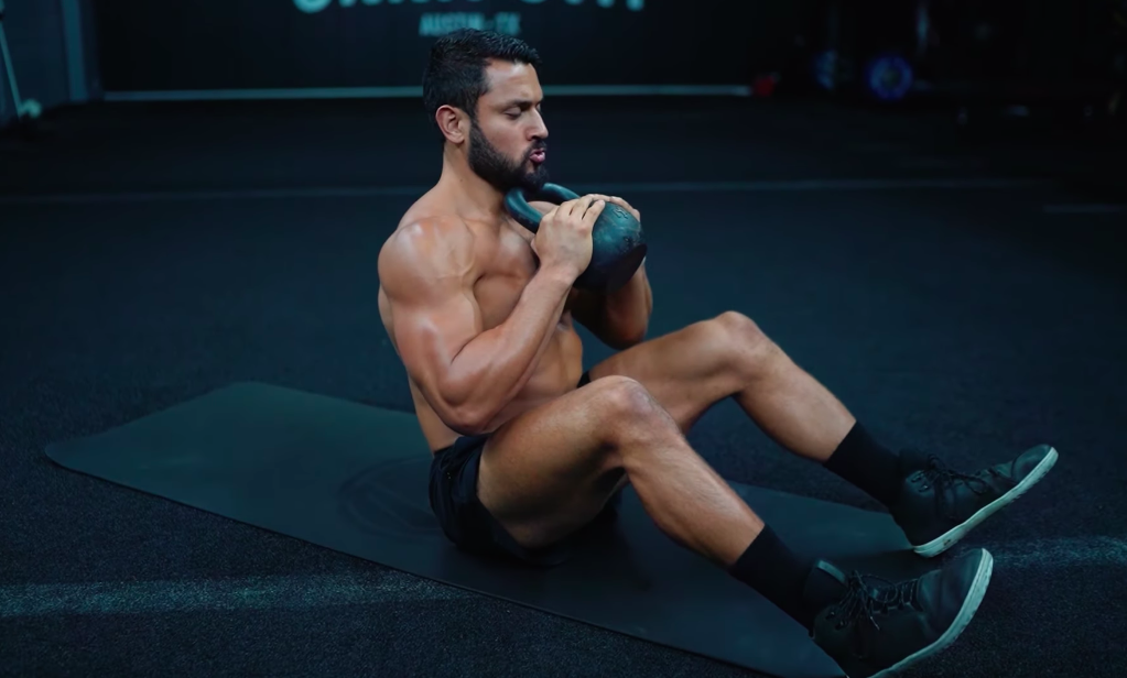 Burn Calories and Torch Fat With This Quick Single-Kettlebell Total-Body Workout