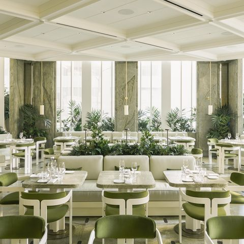Le Jardinier, restaurant, New York, midtown