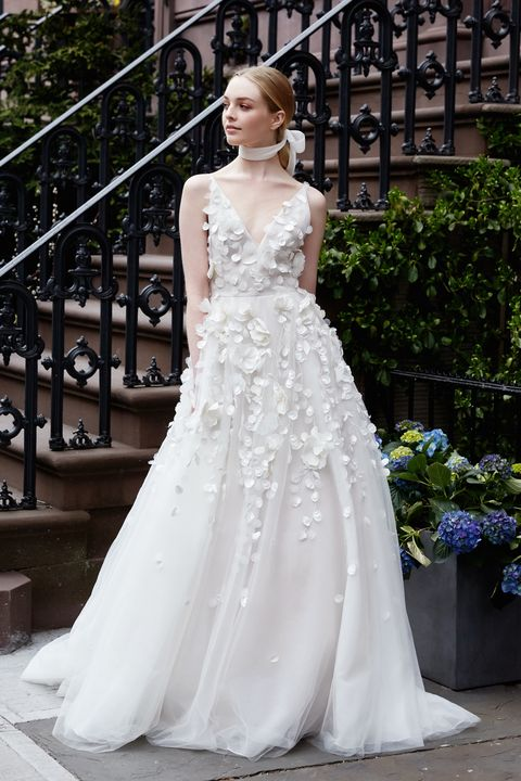 a878abe6b67 The Best Looks From Spring Bridal Week 2019