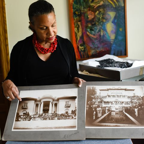 A'Lelia Bundles is a descendant of Madam C. J. Walker, who was the first black woman millionaire in the United States.