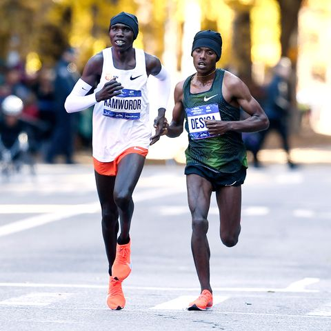 6877d0993 Elite Runners Competing in the 2019 New York City Marathon