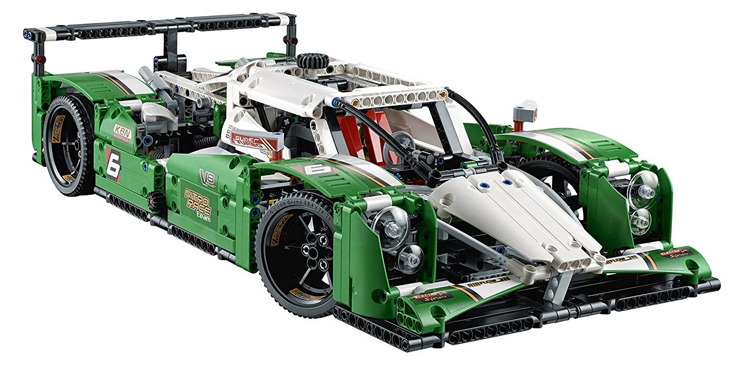 15 Best Lego Car Sets for 2017 - Cool Lego Race Cars for Kids & Adults