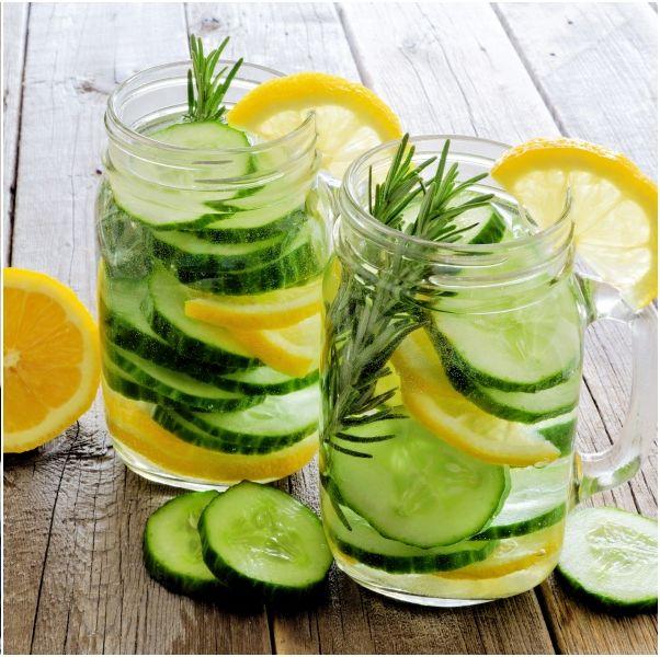 黃瓜檸檬水