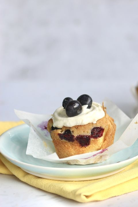 lemon and blueberry cake   cupcake recipes