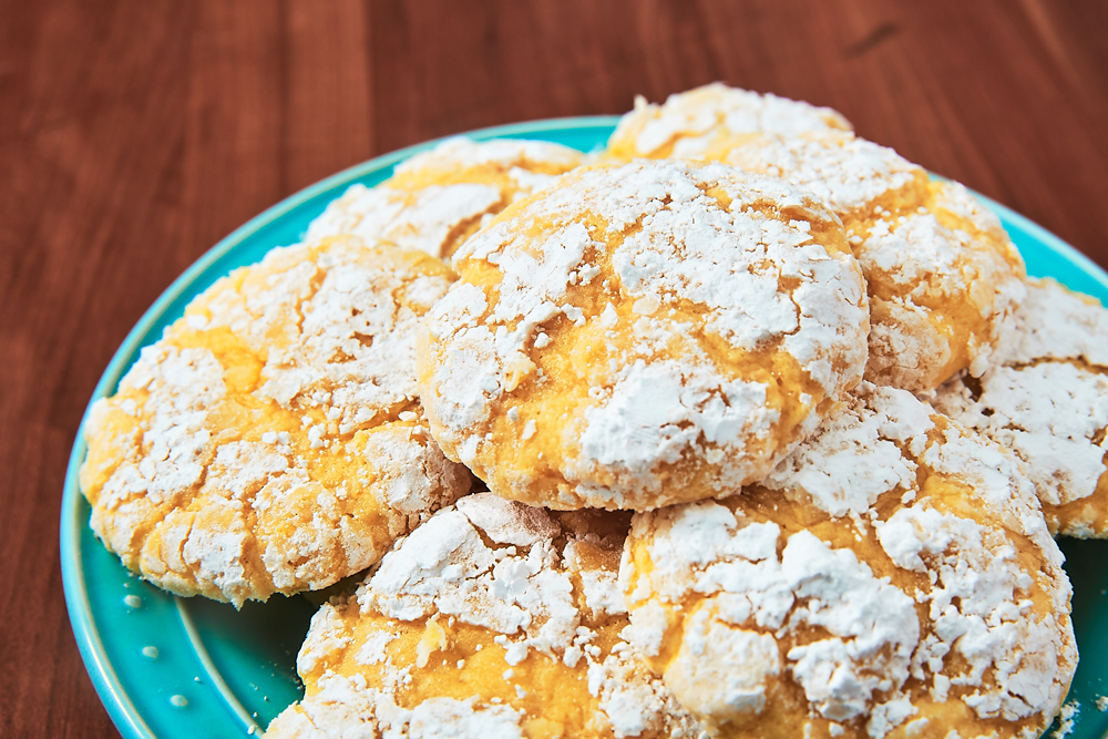 Best Lemon Butter Cookies Recipe How To Make Lemon Butter Cookies