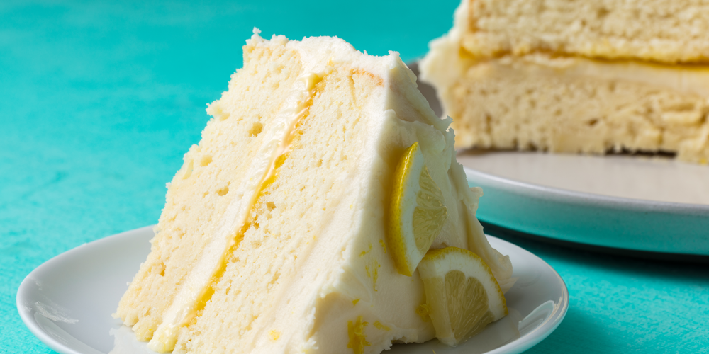 Best Lemon Cake Recipe How To Make Lemon Cake