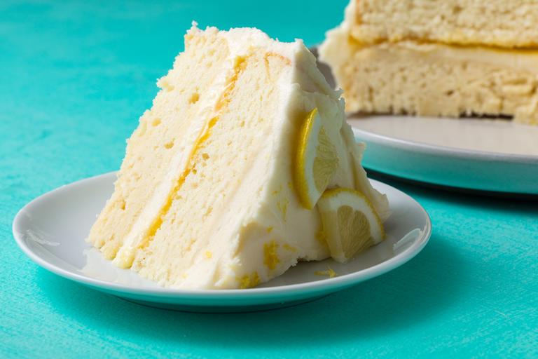 Best Lemon Cake Recipe How to Make Lemon Cake