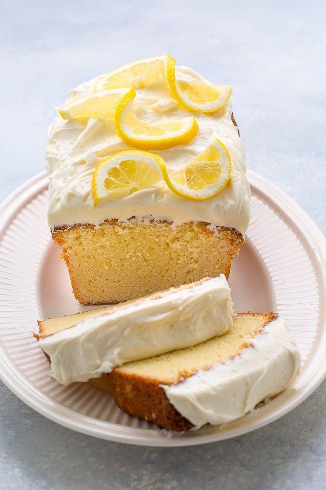 lemon cakes pound
