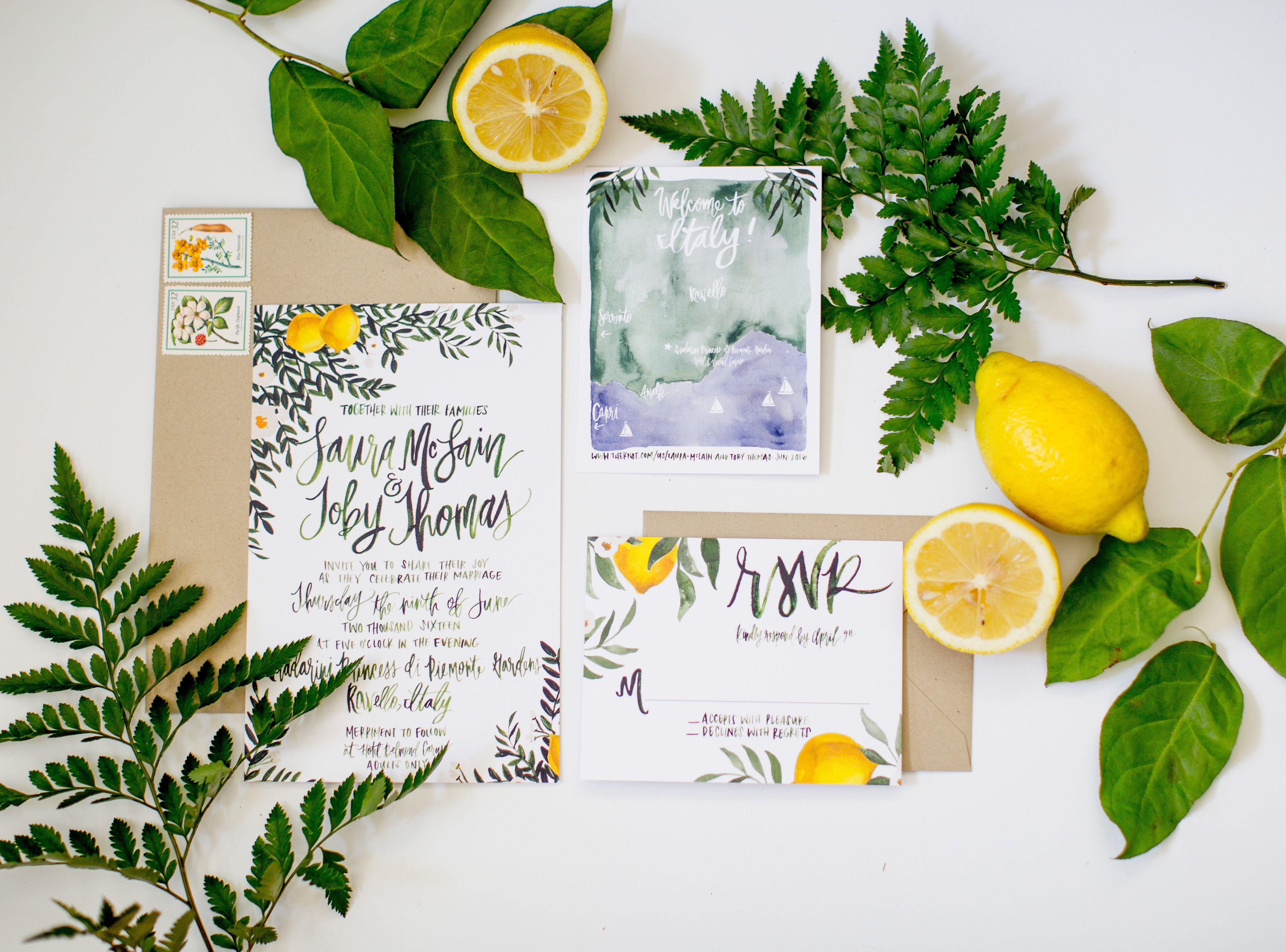 9 Lemon Wedding Decoration Ideas - Wedding Themes For Summer