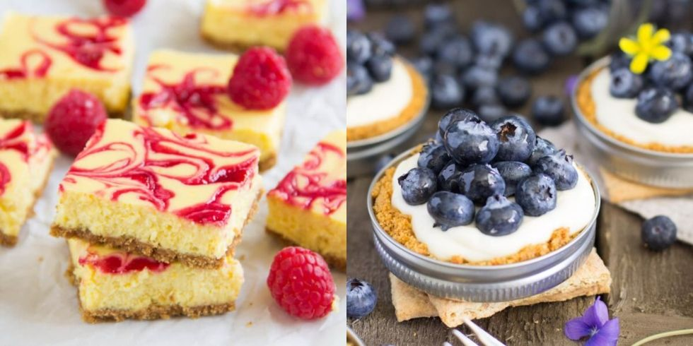 25 Delightfully Easy Lemon Desserts Everyone Will Love