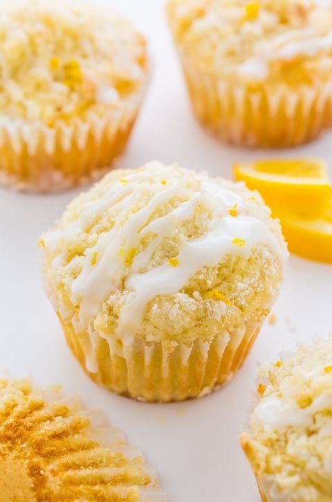 lemon desserts muffins