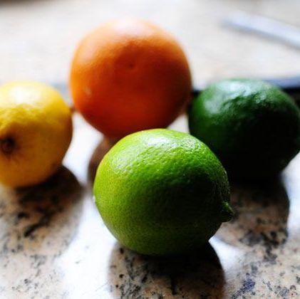 citrus juice lemon limes oranges