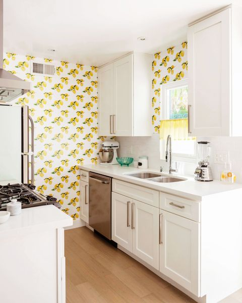 15 Best Kitchen Wallpaper Ideas How To Decorate Your