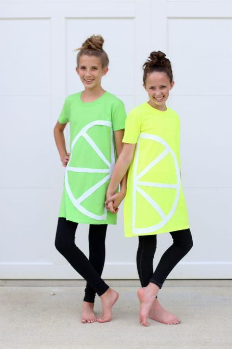 88969356cf 75+ Homemade Halloween Costumes for Kids - Easy DIY Kids Halloween ...