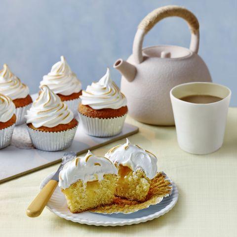 best cupcake recipes lemon meringue cupcakes