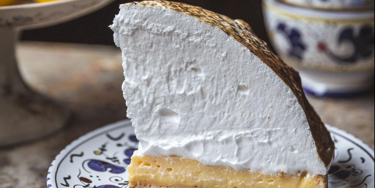 How to make Gloria's famous lemon meringue pie