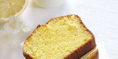 lemon citroen ricotta cake