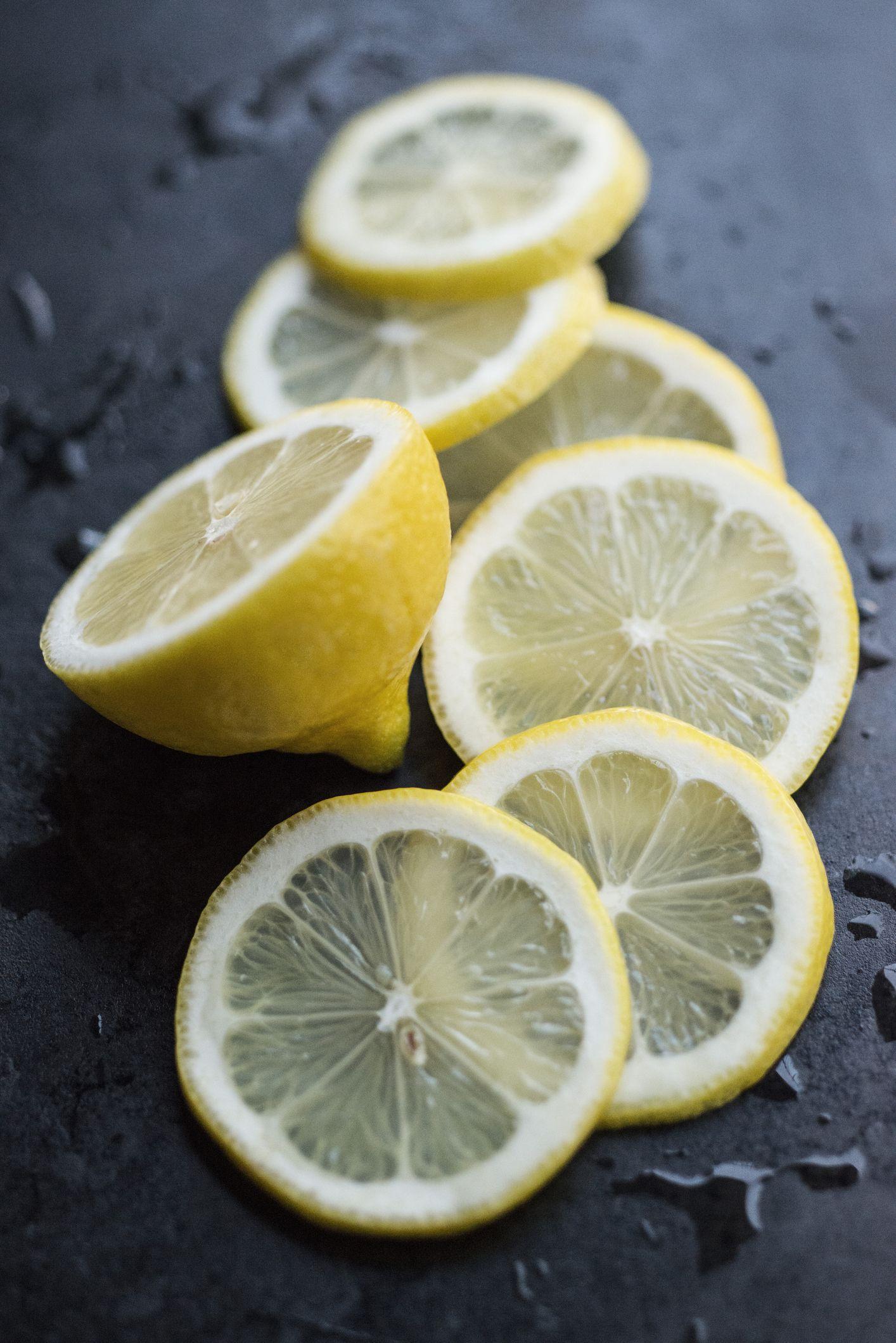 homemade weed killer lemons