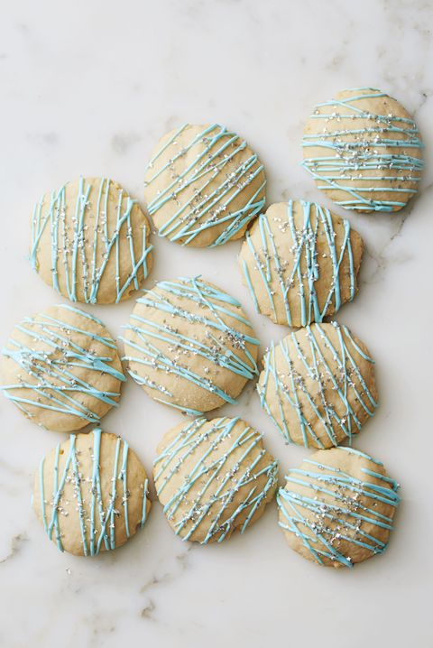 Lemony Ricotta Pillows - Mother's Day Cookies