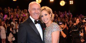 Len and Darcey