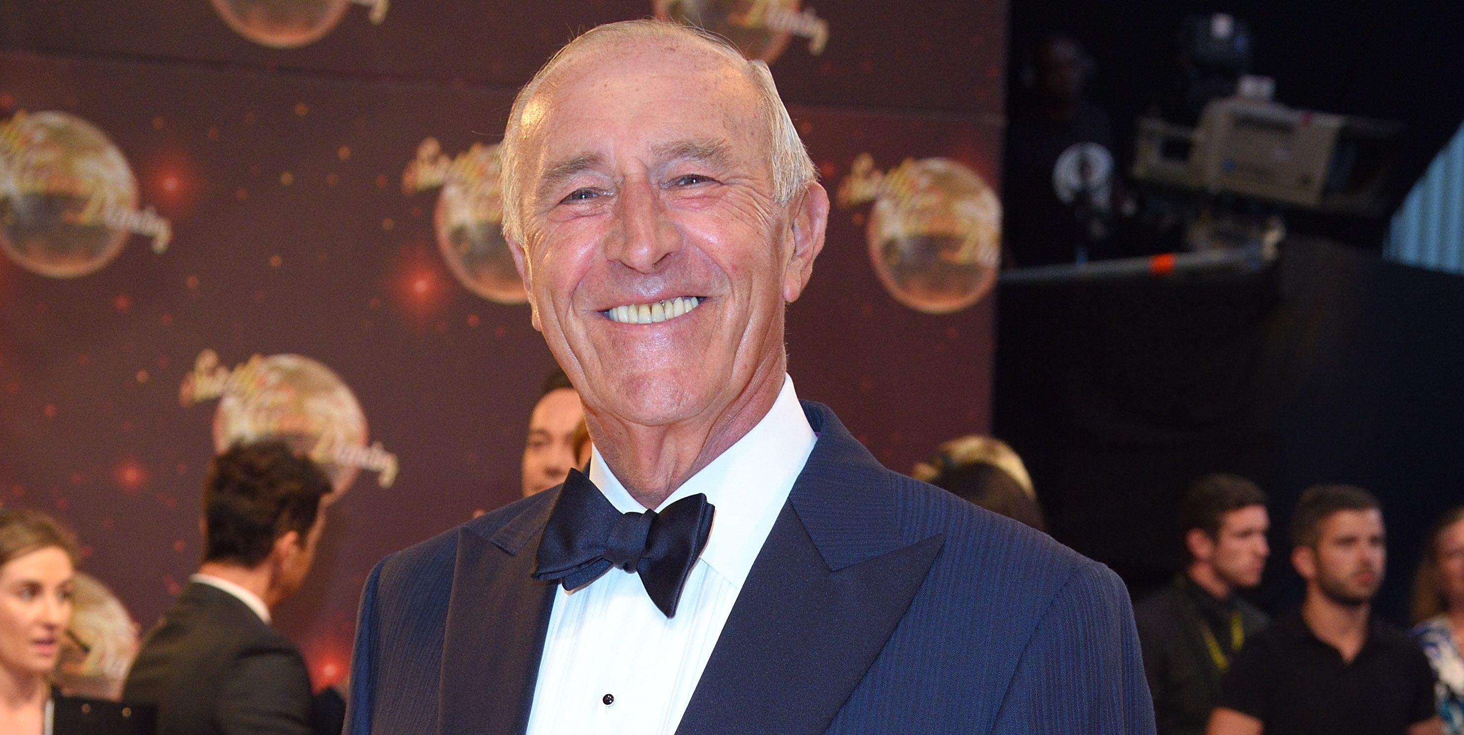 Len Goodman Strictly