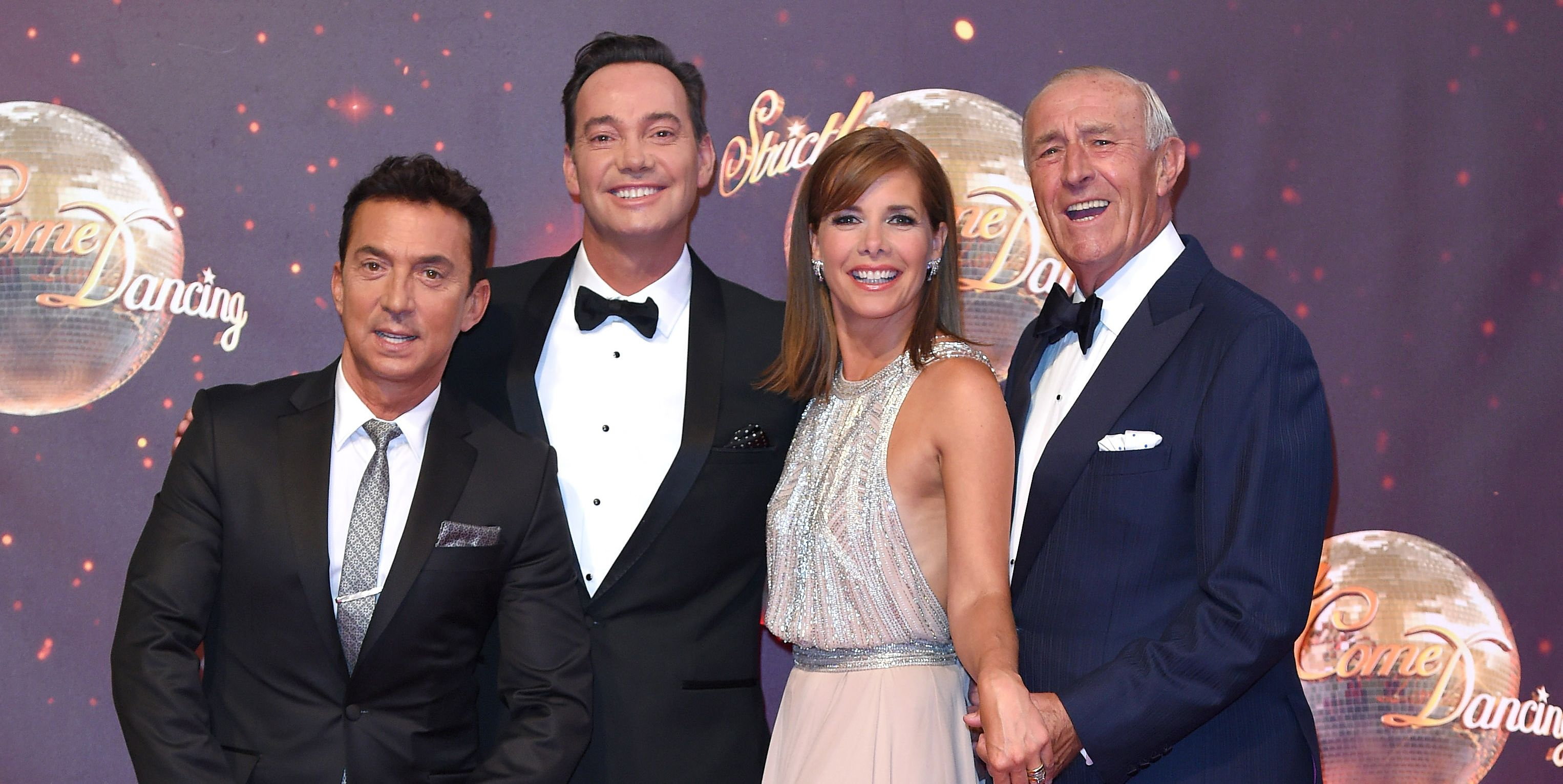 Len Goodman, Strictly Come Dancing, Strictly judges, Strictly Come Dancing 2018, Darcey Bussell, Craig Revel-Horwood,