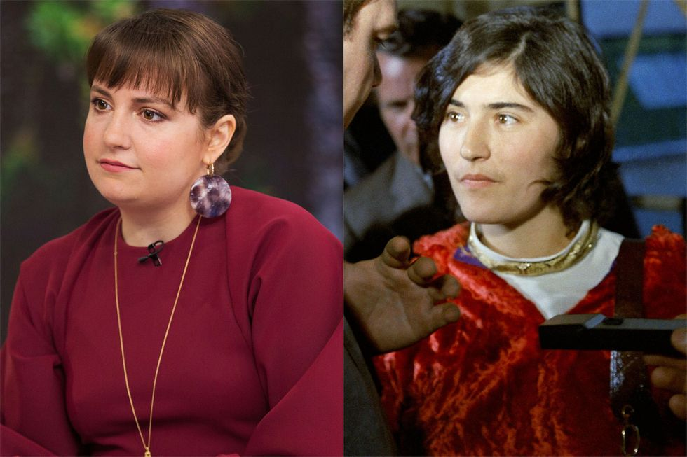 Lena Dunham as Catherine Share