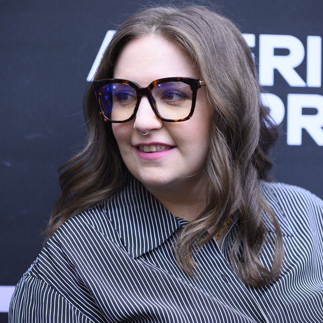 new york, ny – september 5 lena dunham attends broadway opening night of betrayal at the bernard b jacobs theatre on september 5, 2019 in new york city photo by jenny andersongetty images