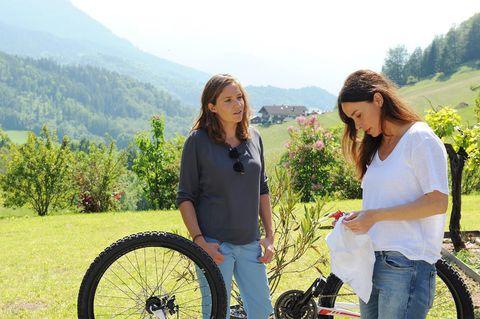 Película El sueño de una vida (Lebenstraum), de la serie de ZDF Lena Lorenz.