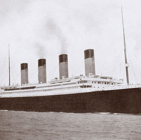 Mind-Blowing Facts About the Titanic
