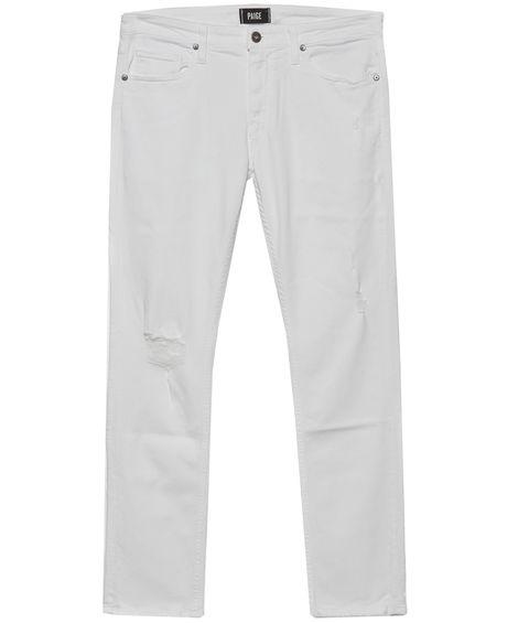 Clothing, White, Jeans, Denim, Pocket, Trousers, Textile, Active pants, Suit trousers,