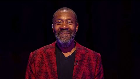 london, england   april 23 in this screengrab, lenny henry takes part in the bbc children in need and comic relief big night in at london on april 23, 2020 in london, englandthe big night in brings the nation an evening of unforgettable entertainment in a way weve never seen before raising money for and paying tribute to those on the front line fighting covid 19 and all the unsung heroes supporting their communities photo by comic reliefbbc children in needcomic relief via getty images