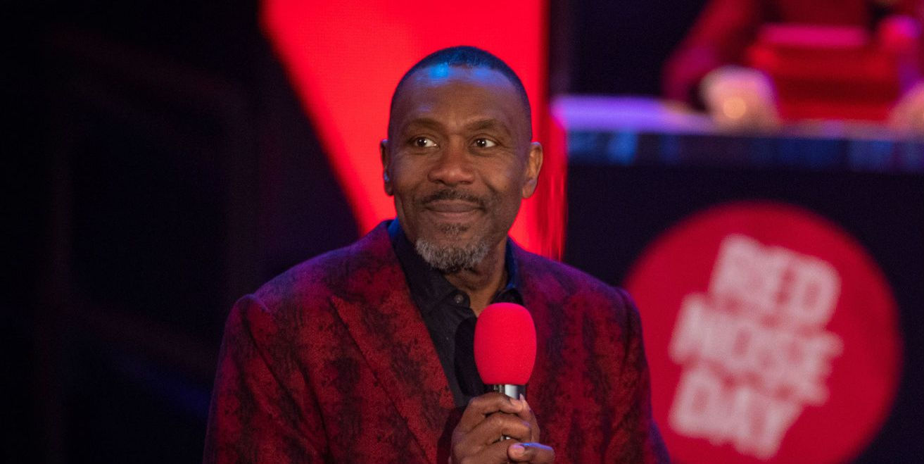 Sir Lenny Henry on Comic Relief 2019
