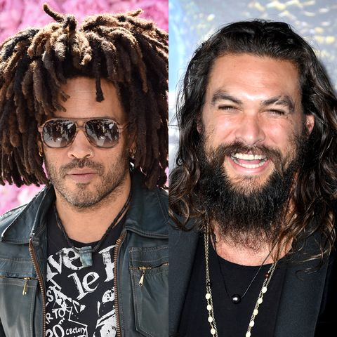 Lenny Kravitz Wishes Jason Momoa Happy Birthday On Instagram