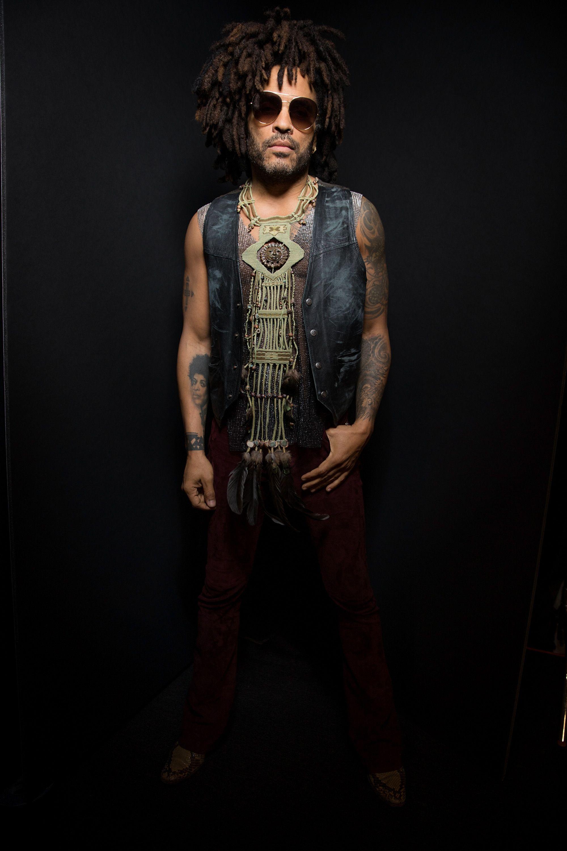 Lenny Kravitz Opens Up Blended Families And Jason Momoa