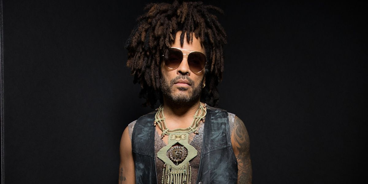 Lenny Kravitz Opens Up Blended Families And Jason Momoa