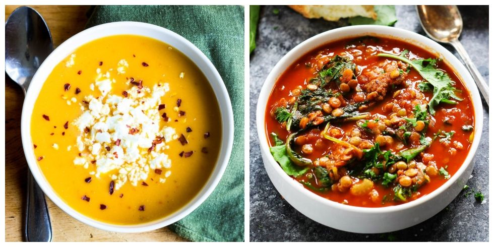 23 Hearty Lentil Soup Recipes for When You Need to Warm Up