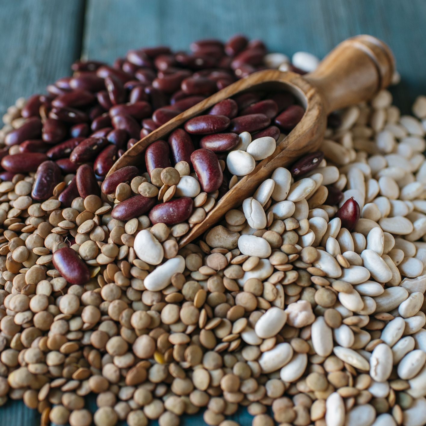 foods high in iron -Pulses