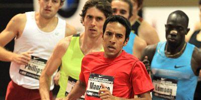 Leo Manzano US indoors 2014