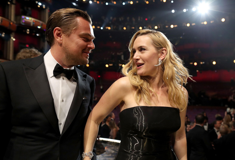 La storia di come si sono conosciuti Leonardo DiCaprio e Kate Winslet è l'amarcord che aspettavamo