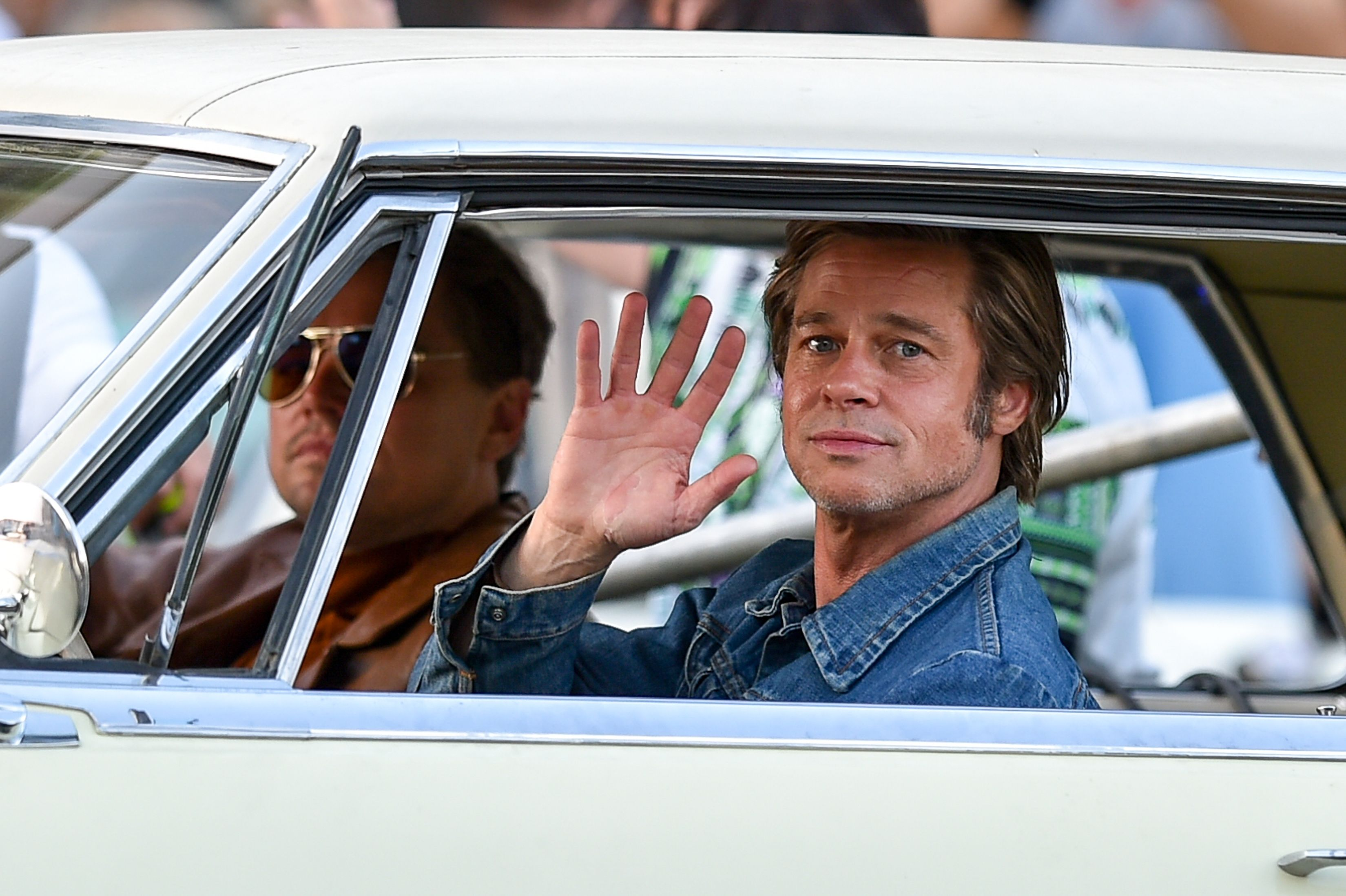Brad Pitt's Hot New Role Is a Hitman Named Ladybug