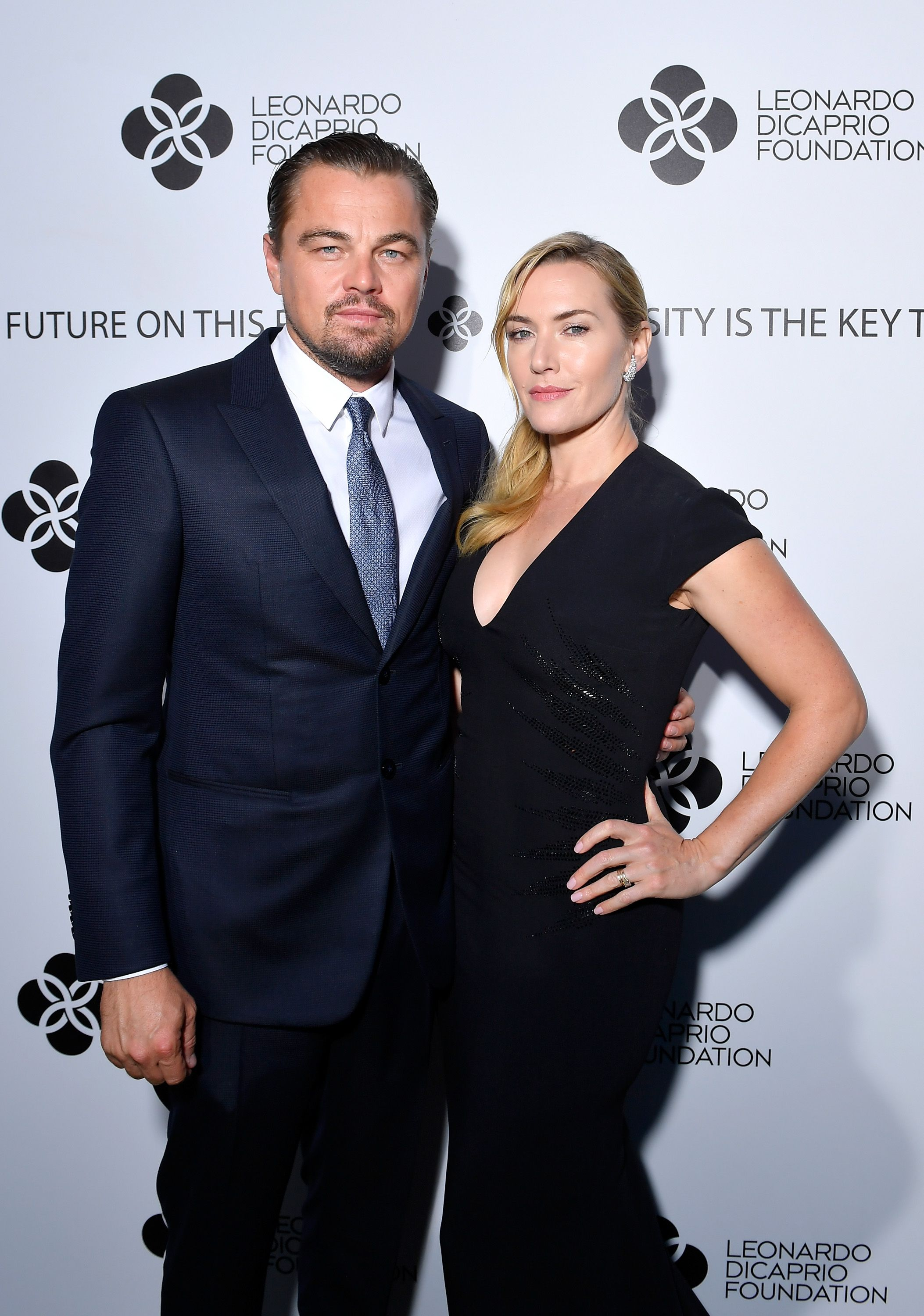 Kate Winslet & Leonardo DiCaprio Yes, Jack and Rose from Titan ic have a relationship, but this one's purely friendship. The two have been buds for more than two decades at this point, and every time one of them is asked about the other, they can't help but gush.