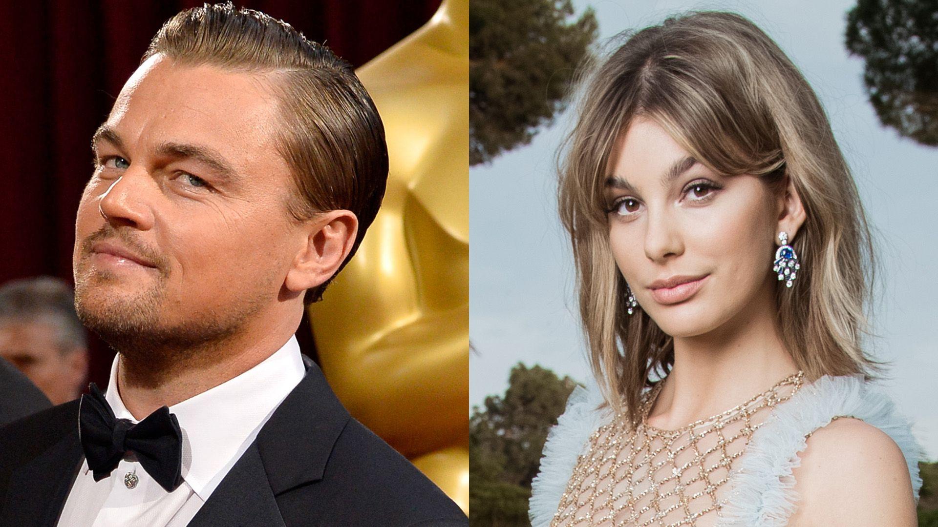 Leonardo dicaprio on dating site