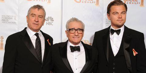 67th Annual Golden Globe Awards - Press Room