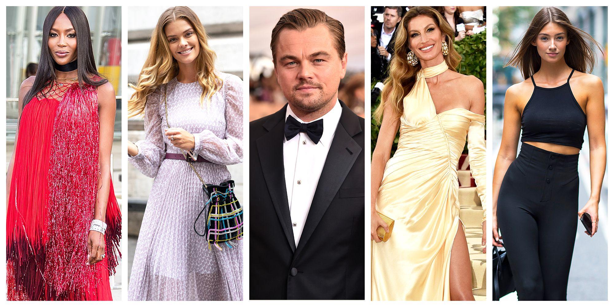 Leonardo DiCaprio Dating History - Leonardo DiCaprio's Girlfriends