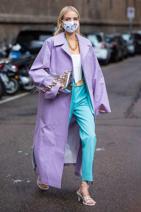 street style september 25   milan fashion week springsummer 2021