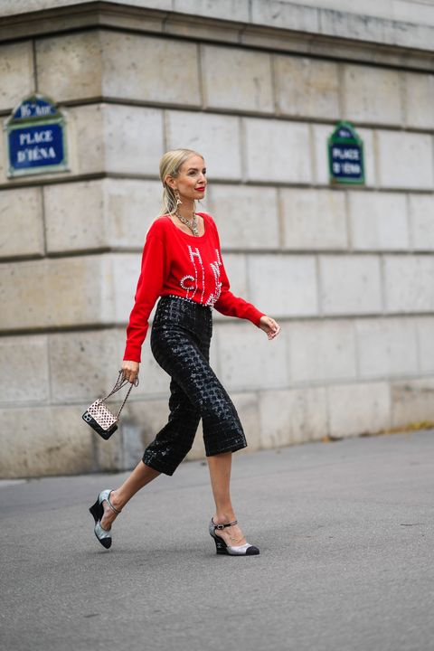 look street style parigi moda estate 2021