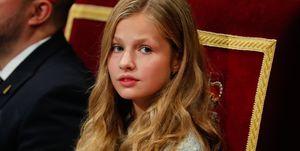 Princesa Leonor, Premios Princesa de Girona, Cataluña, Procés, Reyes de España