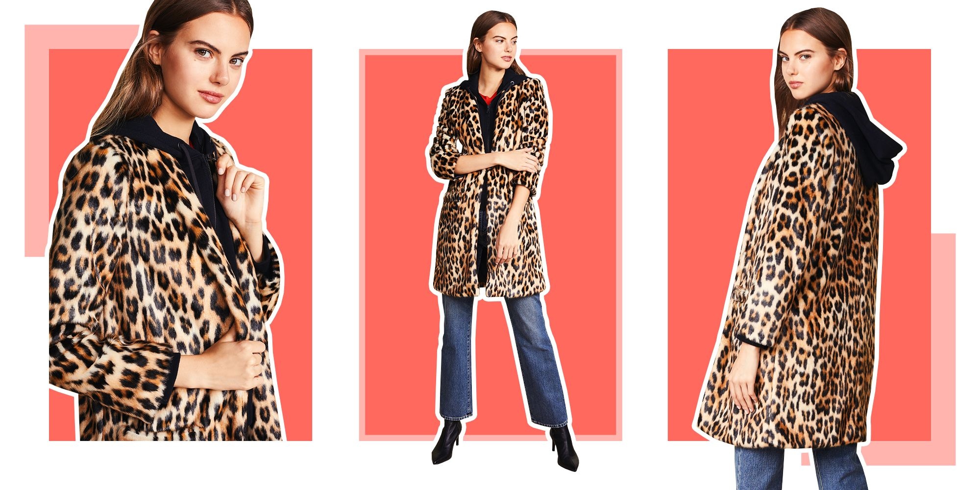 40b8e03442 12 Best Leopard Coats for Winter 2018 - Stylish Leopard Print Jackets